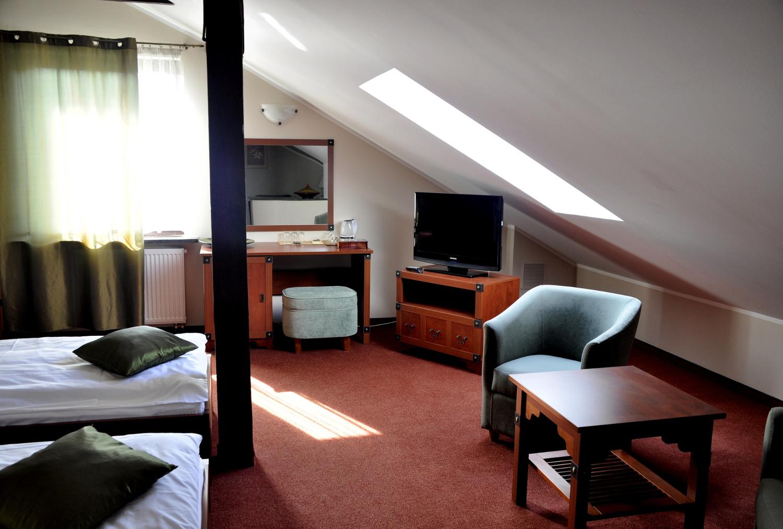 hotel skalny szczyrk - pokój 3 osobowy